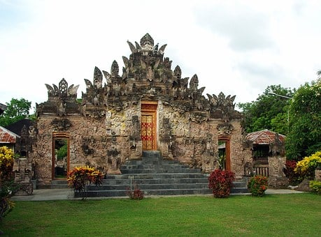 Indonesia, Bali, Temple, Buddhist, Sacred, Prayer