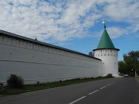 Russia, Kostroma, History, Architecture