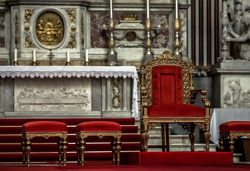 Church, Basilica, Esztergom, Catholic, Cathedral, Altar