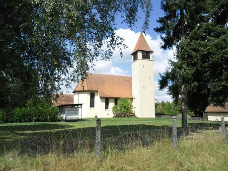 Schnelldorf, Bonifatius St, Church, Ampfrach