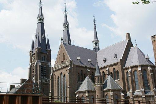 St Martinus, Church, Cuijk, Netherlands, Building