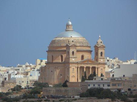 Dome, Dome Church, Church Dome, Architecture, Building