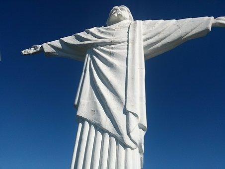 Christ, Waters Of Lindóia, Brazil