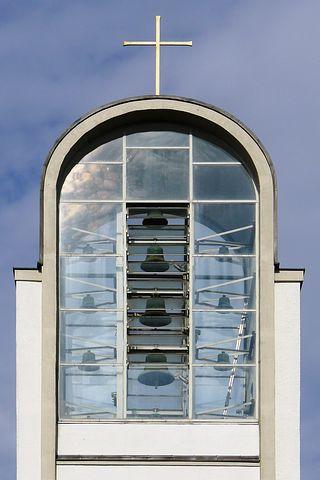Allerheiligenkirche, Berlin, Church, Bells, Tower