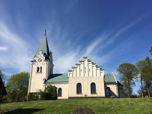Church, Hoor, Höörs Church