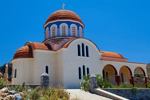 Orthodox, Greece, Church, Religion, Architecture, Greek
