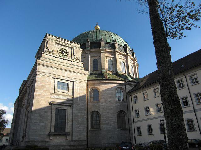 Church, Dome, St Blasien, Black Forest