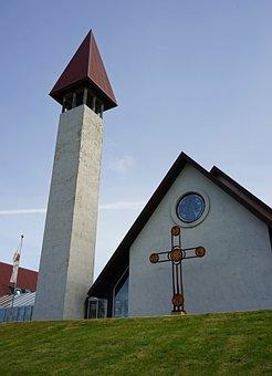 Reykholt, Iceland, Church, Museum