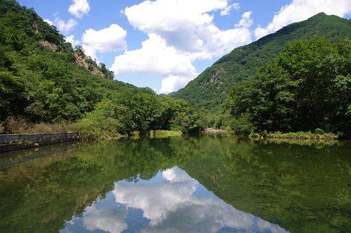 Liaoning Province, Benxi Po, Shihe