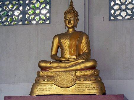 Thailand, Boudda, Temple, Religion, Celebration