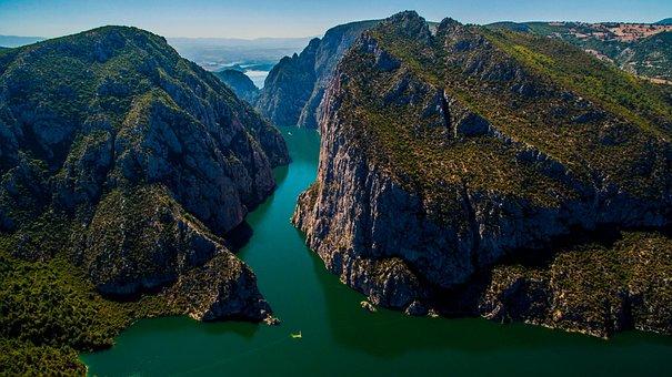 Turkey, Mastiff, Ddraver, Canyon, Saha