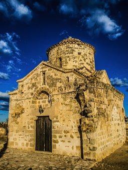 Cyprus, Vrysoules, Church, Orthodox