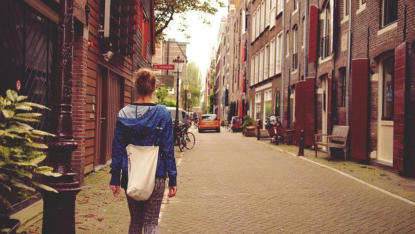 Amsterdam, Travel, Netherlands, Dutch, City, Street