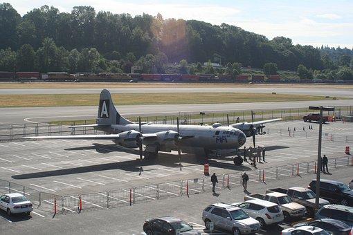 Aircraft, Ww-ii, B-29