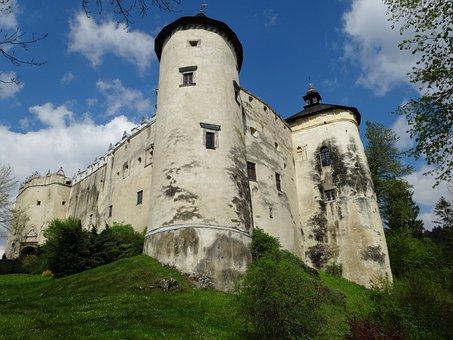 Niedzica, Poland, Castle, The Museum, History, Monument
