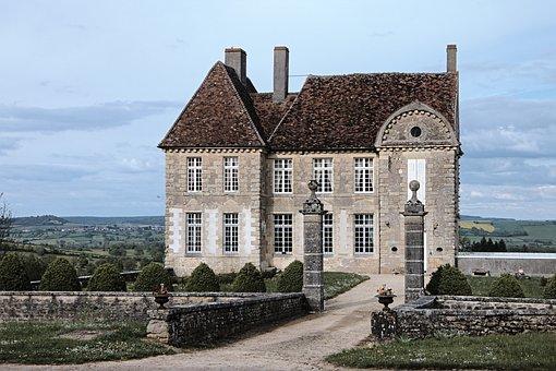 Castle Pignol, Nièvre, Monument, Tannay, Architecture