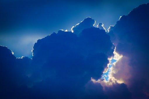 Air, Beautiful, Beauty, Blue, Cloud, Cloudscape, Cloudy