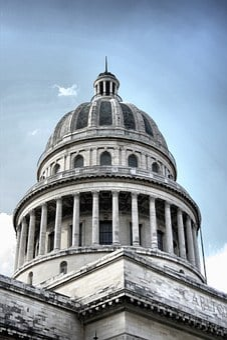 Capitol, Cuba, Architecture, City, Urban, Havana