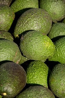 Hass Avocado, Avocados, Fruit, Food, Harvest, Green