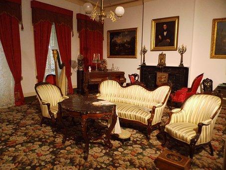 Museum, Historic, Antique, Interior, History, Old