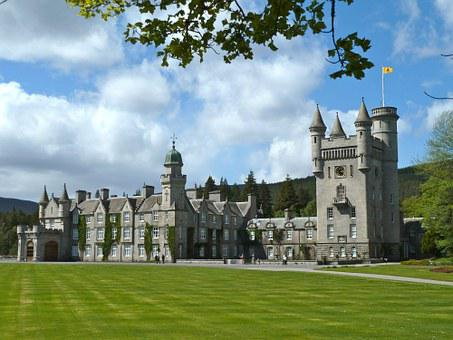 Balmoral Castle, Monument, Old, Historical, Landmark