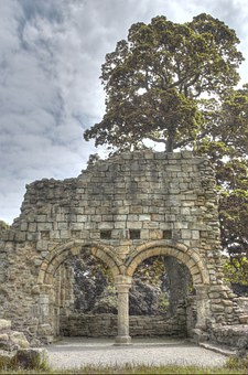 Holywell Abbey, Historical, Medieval, History, Historic