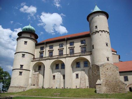 Nowy Wiśnicz, Castle, The Museum, Monument