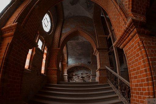 Monument, Sokołowsko, Stairs