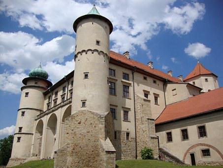Nowy Wiśnicz, Poland, Castle, The Museum, Monument