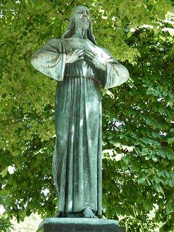Paris, Cemetery, Père Lachaise, Monument, Grave, Rest