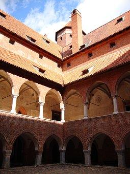 Lidzbark Warmia, Poland, Castle, Medieval Castle