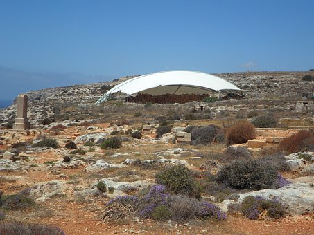 Archaeology, Excavation, Sail Shade, Protection