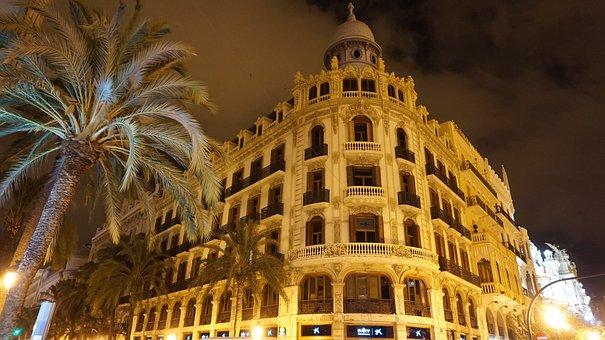 Spain, Valencia, Europe, Architecture, Spanish, History