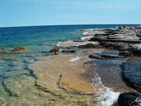 Tobermory Ontario, Bruce Peninsula, Water, Nature