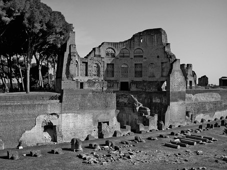 Rome, Ancient, Building, Ruin, Ancient Times