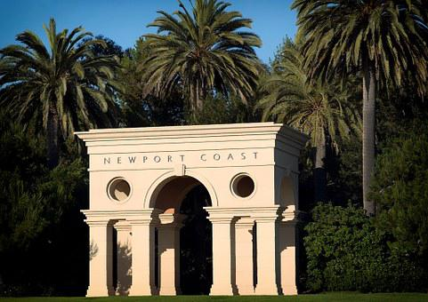 Newport Beach, California, Memorial, Arch, Landmark