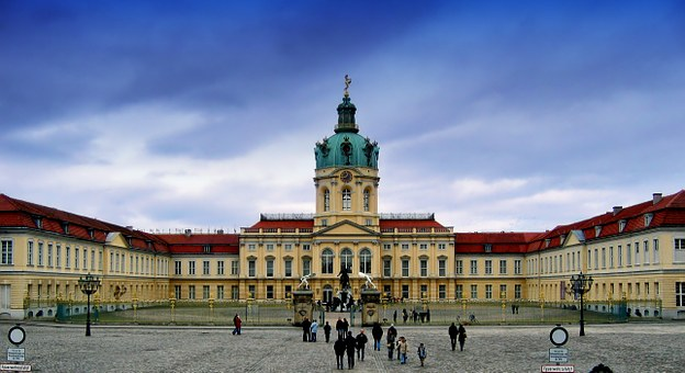 Charlottenburg Palace, Berlin, Germany, Landmark