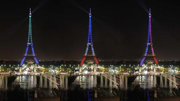 Eiffel Tower, Paris, Architecture, Monument, Birthday