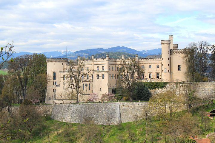 Wolfsberg, Germany, Castle, Buildings, Historical