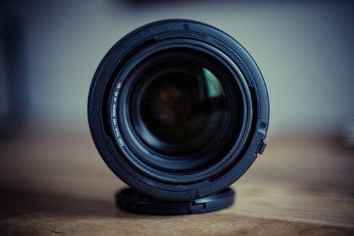 Digital, Camera, Slr, Modern, Up-to-date, Photograph