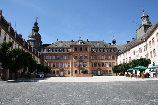 Berleburg, Castle, Cultural, Monument, Building, Travel