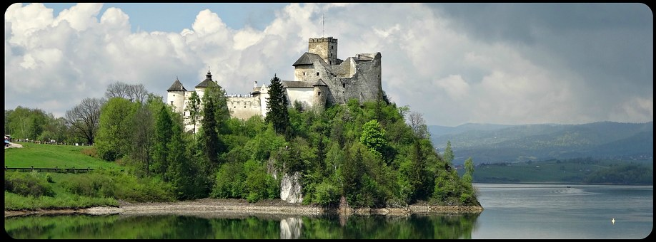 Poland, Niedzica, Castle, Monument, The Museum, History