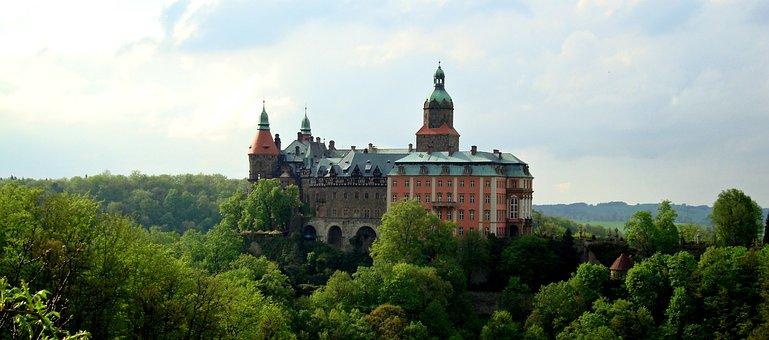 Książ, Poland, Castle, Monument, The Museum, History