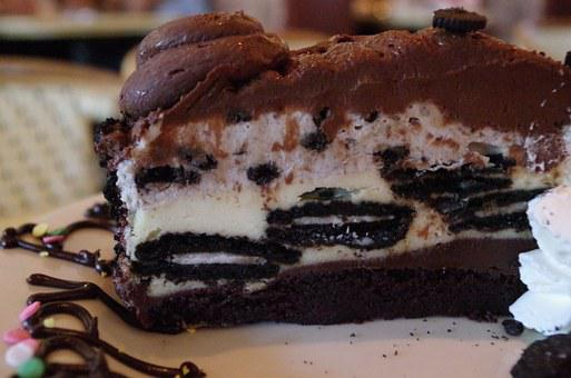Oreo, Chocolate, Cake, Birthday, Cheesecake Factory