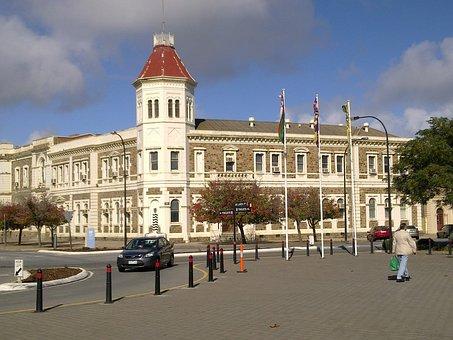 Port Adelaide, Building, Architecture, City, Landmark
