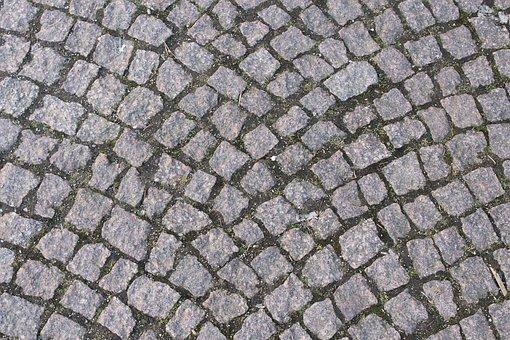 Stones, Ground, Cobblestones, Structure, Road, Away