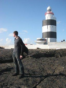 Ireland, Oldest, Coast, Lighthouse, Landmark