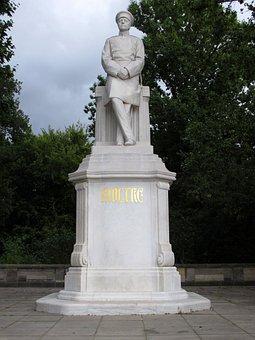 Monument, Moltke, Berlin, Landmark, Capital