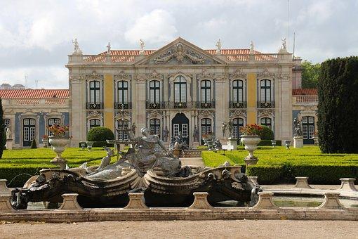 Architecture, Monument, Portugal, Queluz, Lisbon