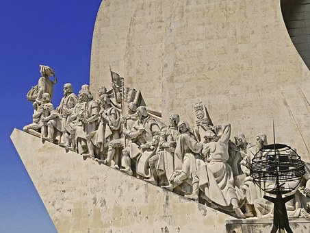 Portugal, Lisbon, Monument, Monument To Explorers